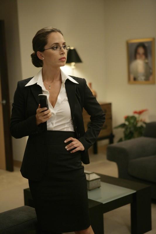 Eliza Dushku è Echo nella nuova serie Dollhouse