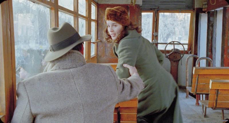 Irène Jacob nel film La polvere del tempo (I skoni tou hronou)