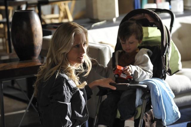 Joely Richardson nell'episodio 'Ronnie Chase' della quinta stagione di Nip/Tuck