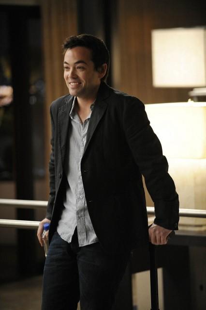 John Hensley  nell'episodio 'Ronnie Chase' della quinta stagione di Nip/Tuck