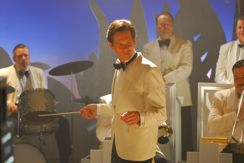 Kevin Bacon in una sequenza di My One and Only