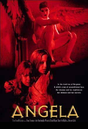 La locandina di Angela