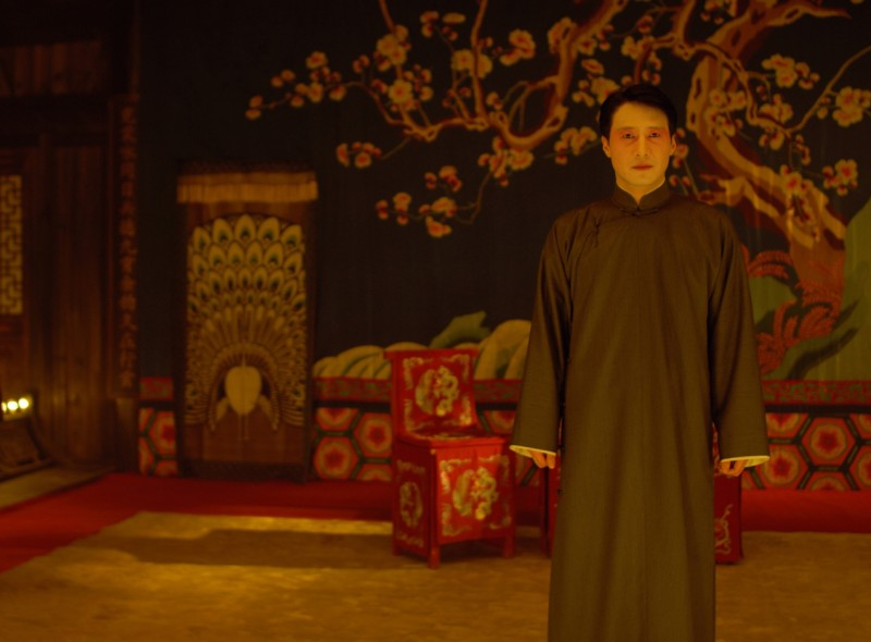 Leon Lai nel film film Forever Enthralled (Mei Lanfang) in cartellone a Berlino 2009