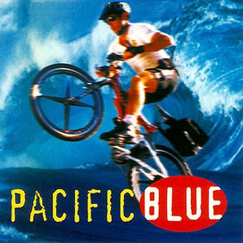 Locandina della serie Pacific Blue