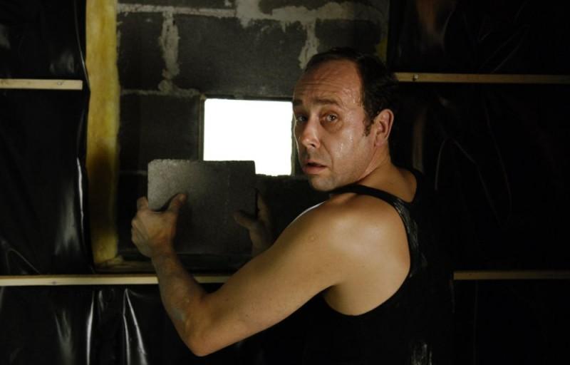 Olivier Gourmet in un'immagine del film Home