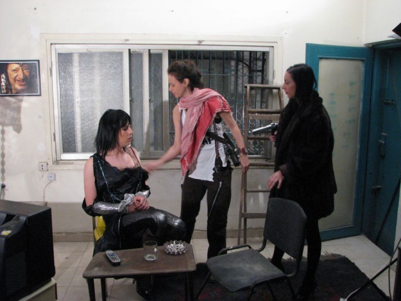 Una scena del film Fucking Different Tel Aviv