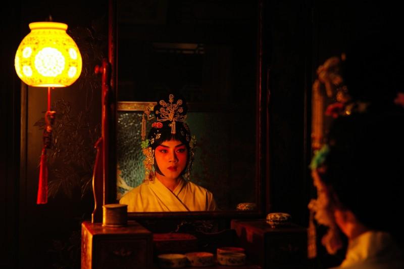 Yu Shaoqun nel film film Forever Enthralled (Mei Lanfang)