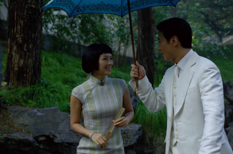 Zhang Ziyi e Leon Lai nel film film Forever Enthralled (Mei Lanfang) in cartellone a Berlino 2009