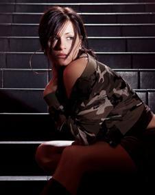La cantante Jennifer Milan - Foto di Marco Colizzi