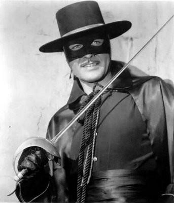 La locandina di Zorro