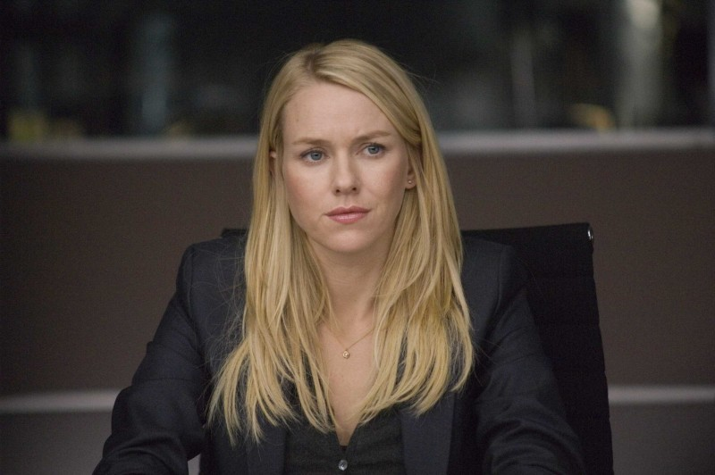 Naomi Watts è Eleanor Whitman nel film The International