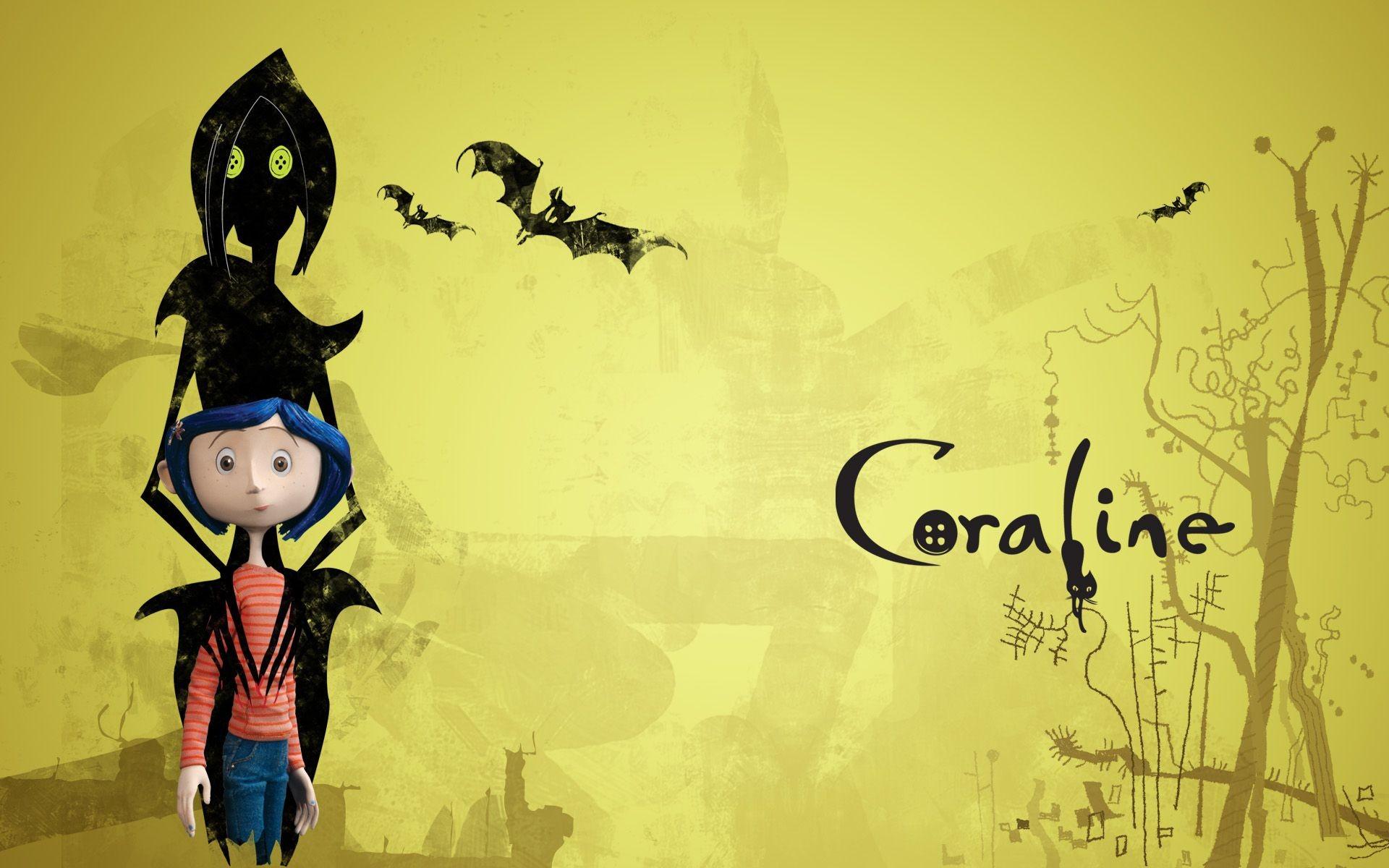 Wallpaper del film coraline e la porta magica 103911 - Coraline e la porta magica film ...