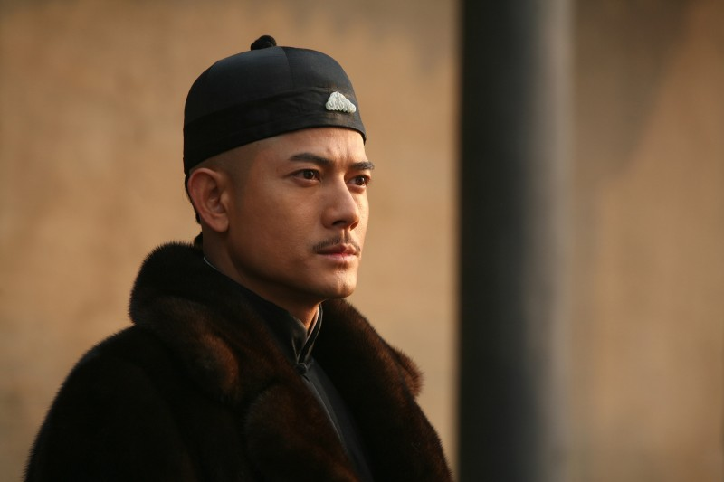 Aaron Kwok nel film Empire Of Silver (Baiyin Diguo)