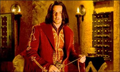 Craig Parker in una scena dell'episodio 'Puppeteer' della serie tv Legend of the Seeker