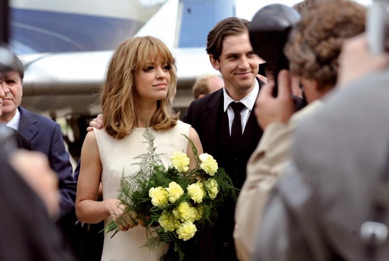 Heike Makatsch e Hary Prinz nella biopic Hilde, presentata nella sezione Berlinale Special 2009