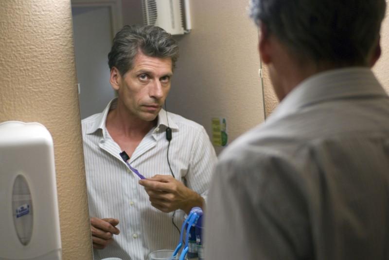 Jacques Gamblin in una scena di Bellamy presentato nella sezione Berlinale Special 2009