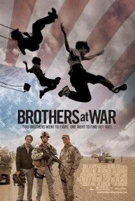 La locandina di Brothers at War