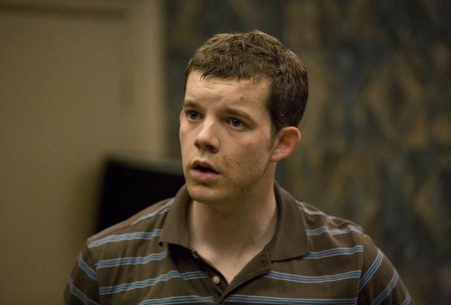 Russell Tovey in una scena della serie di Being Human