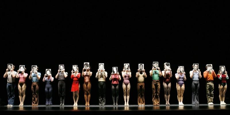 sequenza del documentario Every Little Step, incentrato sulla genesi e la realizzazione del musical A Chorus Line
