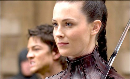 Bridget Regan nell'episodio 'Sacrifice' della serie tv Legend of the Seeker