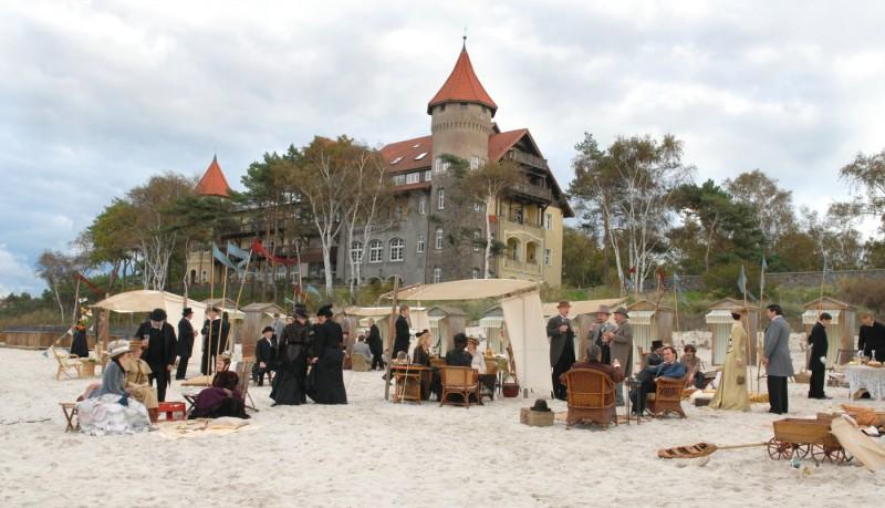 Una scena di Effi Briest, film presentato nella sezione Berlinale Special 2009