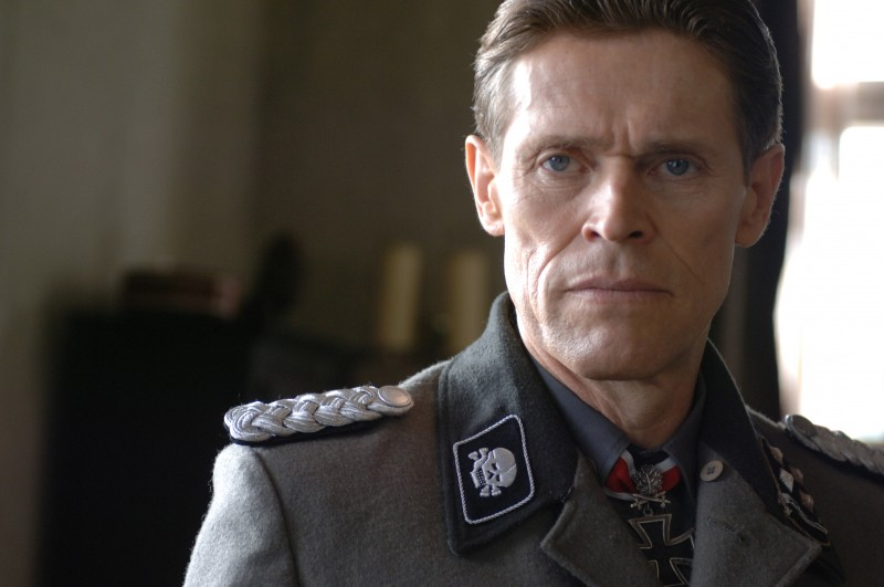 Willem Dafoe in una scena di Adam Resurrected