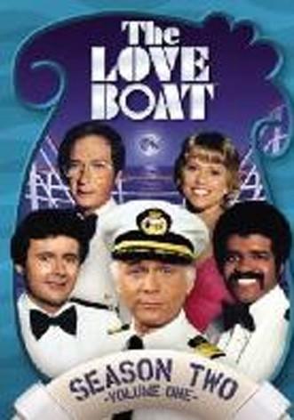 La copertina di Love Boat - Stagione 2 Volume 1 (dvd)