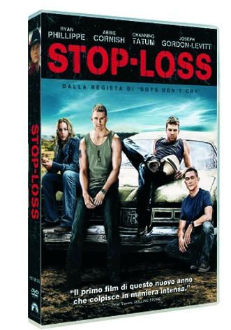La copertina di Stop Loss (dvd)