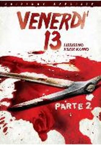 La copertina di Venerdì 13 parte II - l'assassino ti siede accanto (dvd)