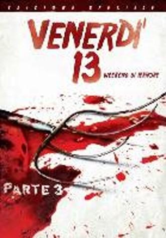 La copertina di Venerdì parte III - week end di terrore (dvd)
