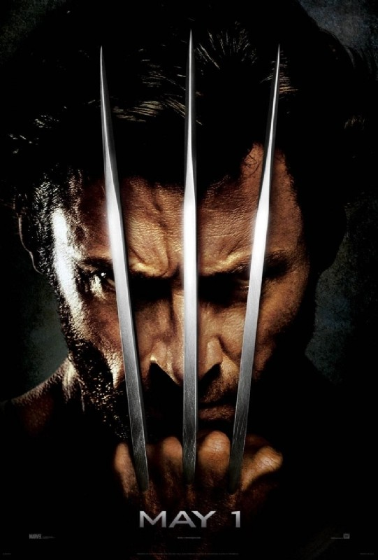 Seconda locandina di X-Men - Le origini: Wolverine