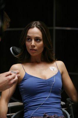 Eliza Dushku è Echo nell'episodio The Target di Dollhouse