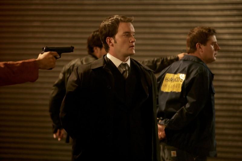 Gareth David-Lloyd in una scena dell'episodio 'Meat' della serie Torchwood