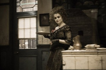Helena Bonham Carter vince come miglior attrice non protagonista per Sweeney Todd ai Movieplayer.it Awards 2009
