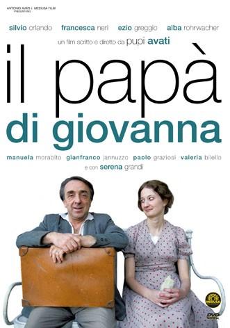 La copertina di Il papà di Giovanna (dvd)