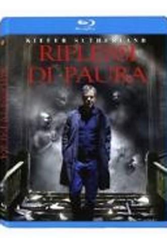 La copertina di Riflessi di paura (blu-ray)