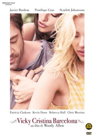 La copertina di Vicky Cristina Barcelona (dvd)
