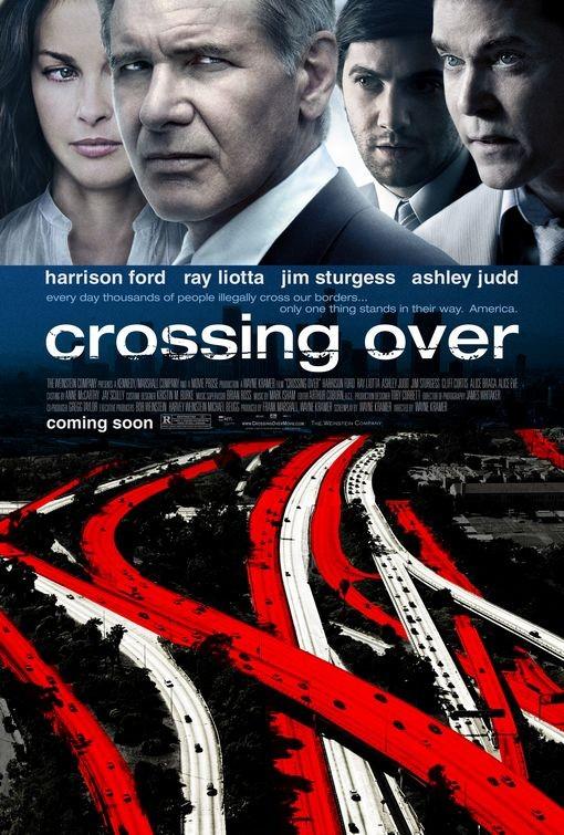 La locandina di Crossing Over
