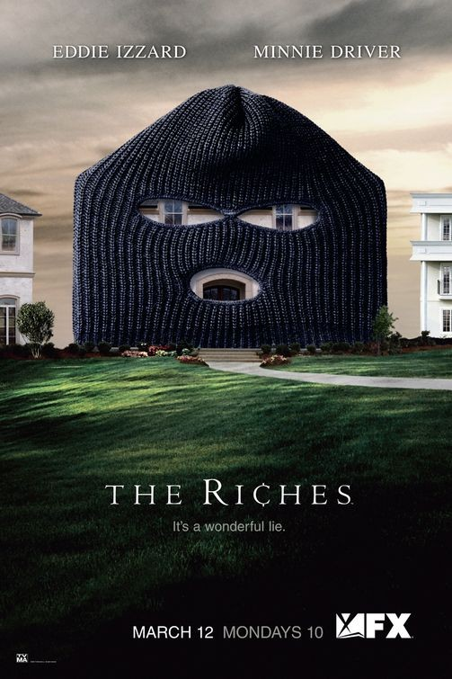 La locandina di The Riches