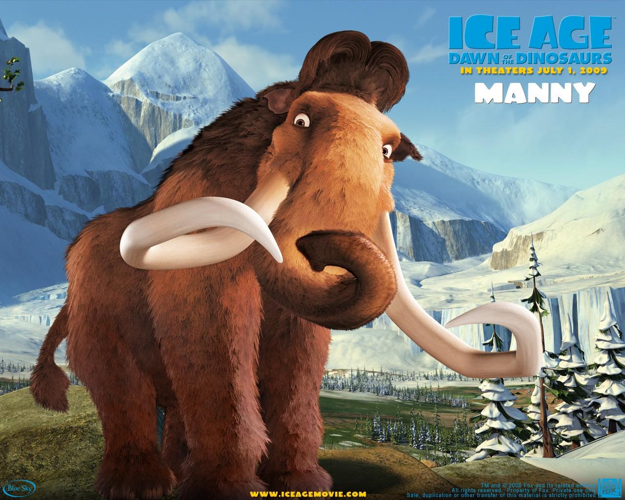 Risultati immagini per manny era glaciale