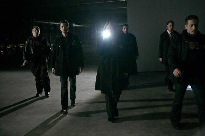 Una scena dell'episodio Ability di Fringe
