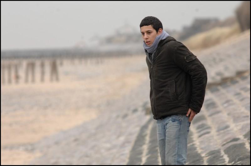 Firat Ayverdi in una sequenza del film Welcome (2009)