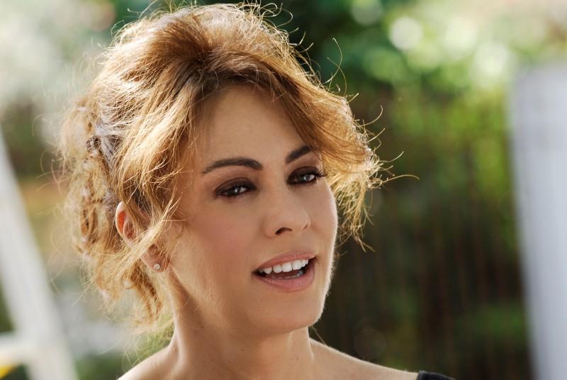 Elena Sofia Ricci in uno degli episodi de I Cesaroni 3