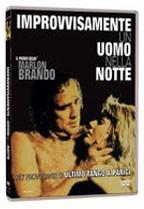 La copertina di Improvvisamente un uomo nella notte (dvd)