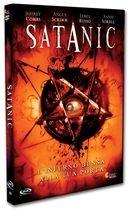 La copertina di Satanic (dvd)