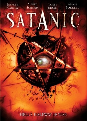 La locandina di Satanic