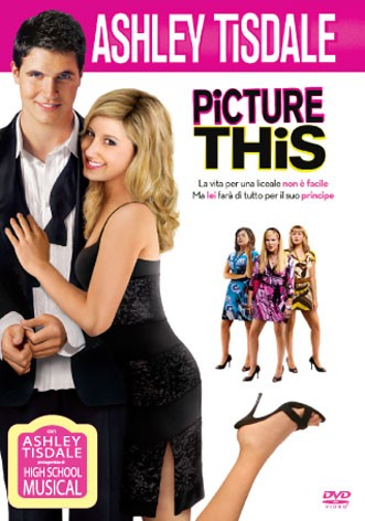 La copertina di Picture This (dvd)