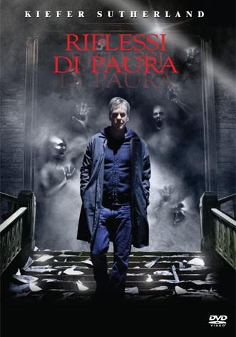 La copertina di Riflessi di paura (dvd)