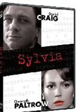 La copertina di Sylvia (dvd)