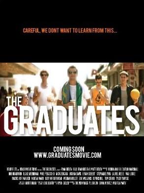 La locandina di The Graduates